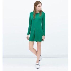 Zara TRF tie back Jumpsuit